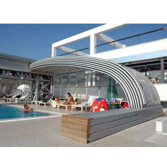 WDMA Pool Sunroom