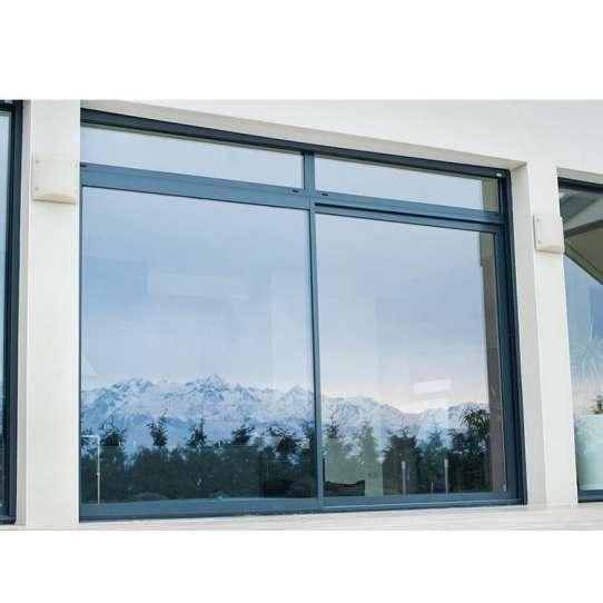 WDMA House Aluminum Sliding Glass Door And Window Design Philippines