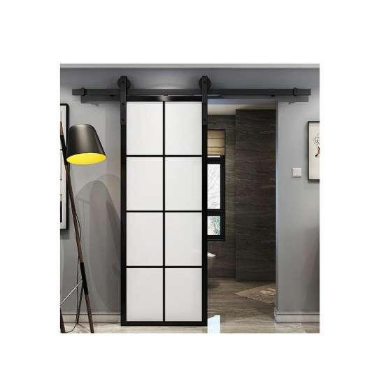 WDMA Aluminum Door Toilet