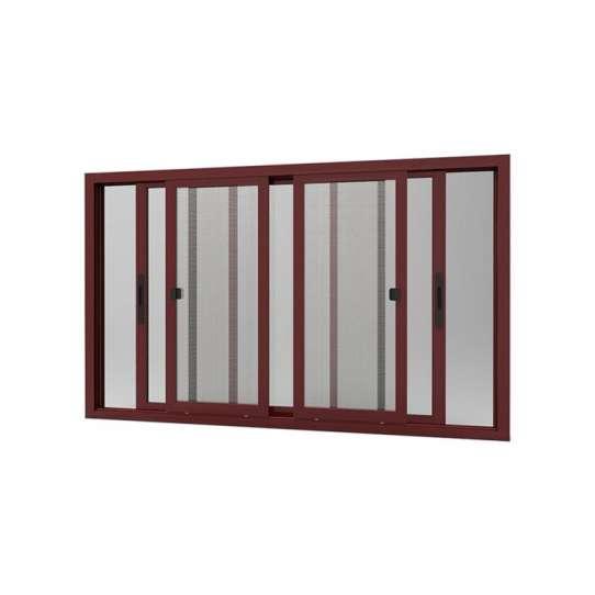 China WDMA Hurricane Proof Design Of Aluminium Window And Door With Sub Frame Shandong China