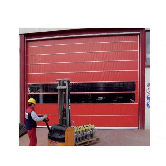 WDMA High Speed Remote Control Shutter Doors