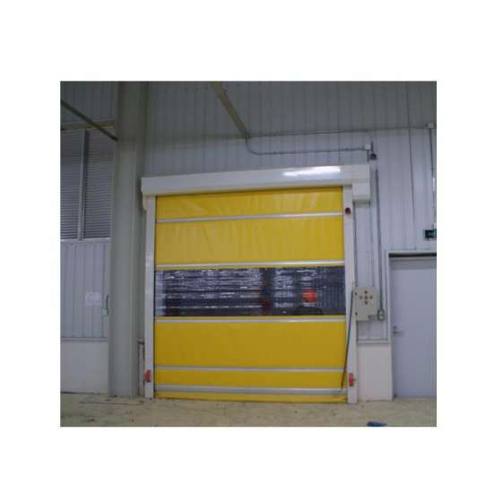 China WDMA High Speed Remote Control Shutter Doors