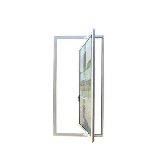 WDMA Oval Glass Door