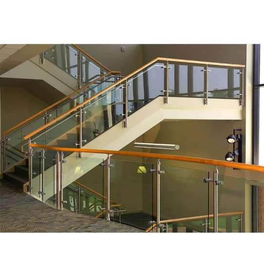 WDMA iron pipe railing design
