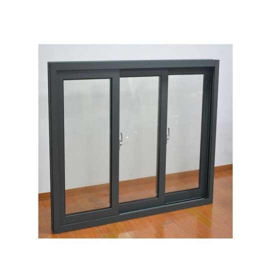 China WDMA Italian Interior Mechanical Glass Window Shutter