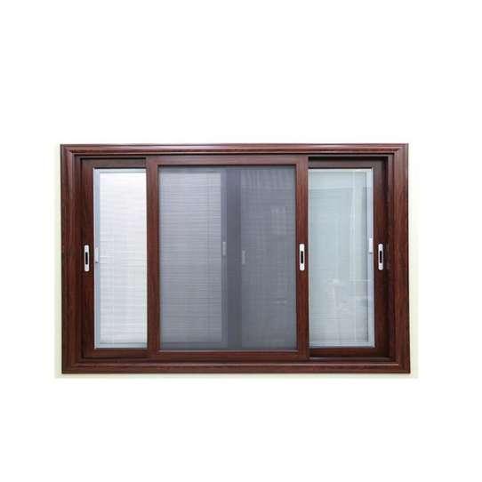 WDMA Aluminum Profile Sliding Window