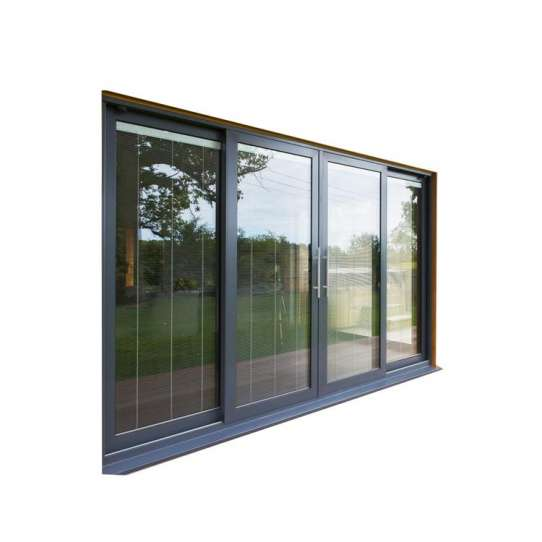 China WDMA Sliding Glass Door For Living Room