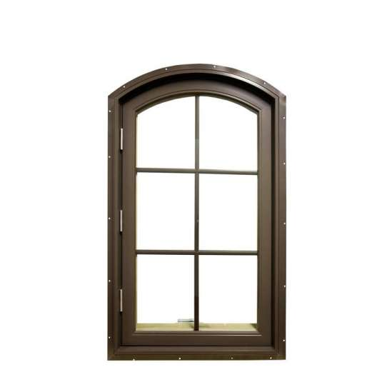 WDMA Luxurious Window Wooden Aluminum Tilt turn Fenster