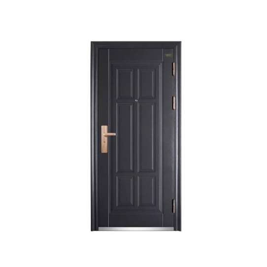 China WDMA Iron Double Door