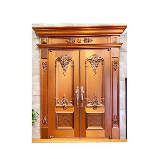 China WDMA Modern Front Door
