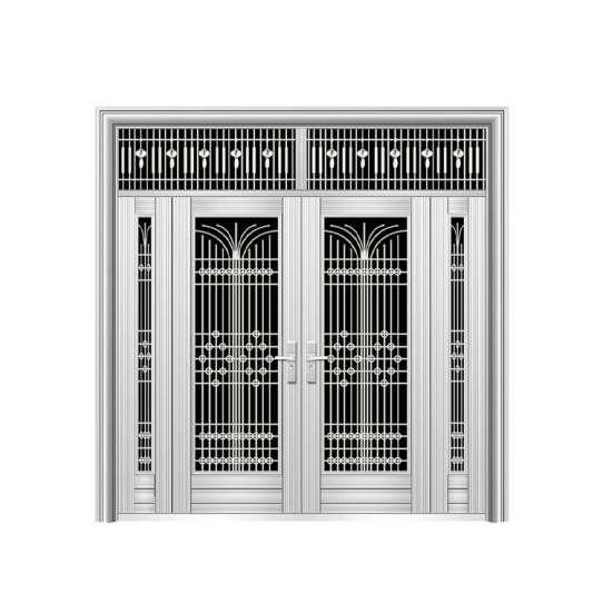 China WDMA Iron Door Design