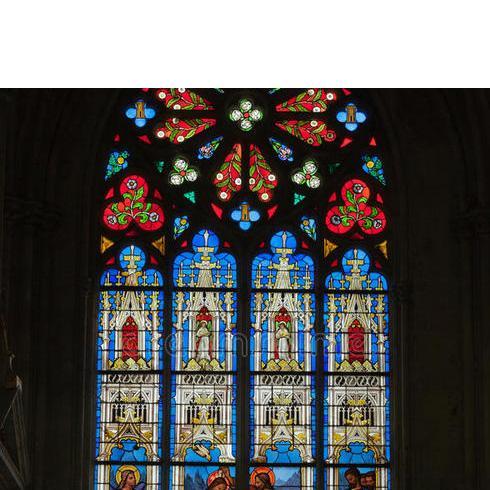 WDMA Church Window
