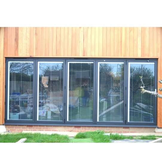 China WDMA Aluminium Folding Door