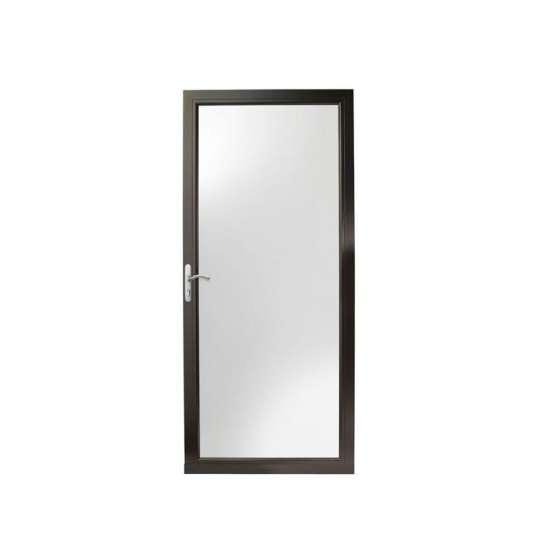 WDMA Pictures Interior Aluminium Bathroom Toilet Door With Frosted Glass Dubai Price Malaysia