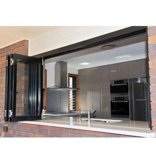 WDMA Pictures Of Aluminium Accordion Folding Sliding Glass Balcony Window And Door