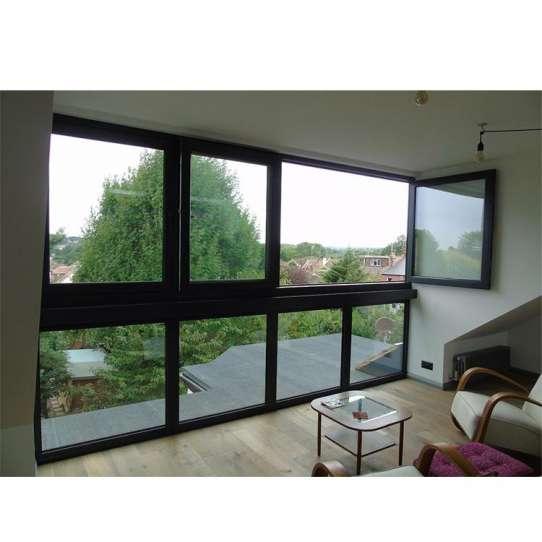 China WDMA Aluminium Folding Window