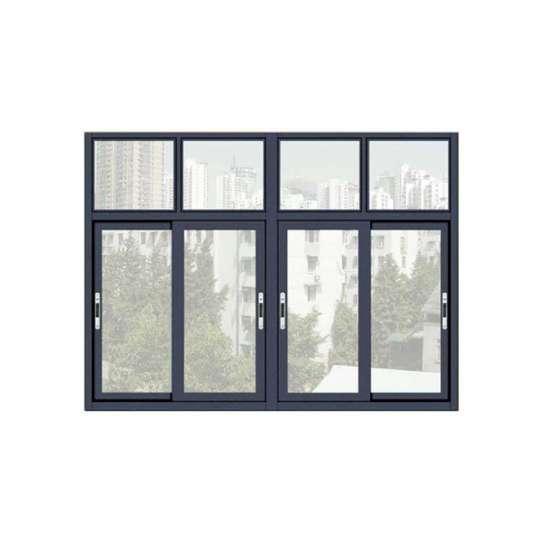 WDMA Sliding Window With 4 Panels