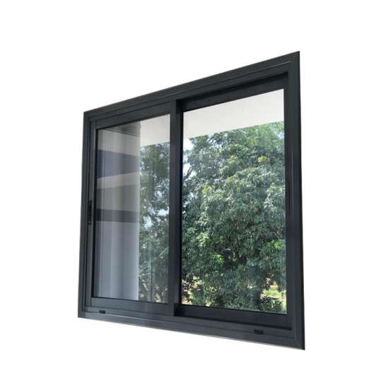WDMA Power Costed Cheap New Design Bronze Color Pictures Of Aluminum Sliding Window For Nepal Market