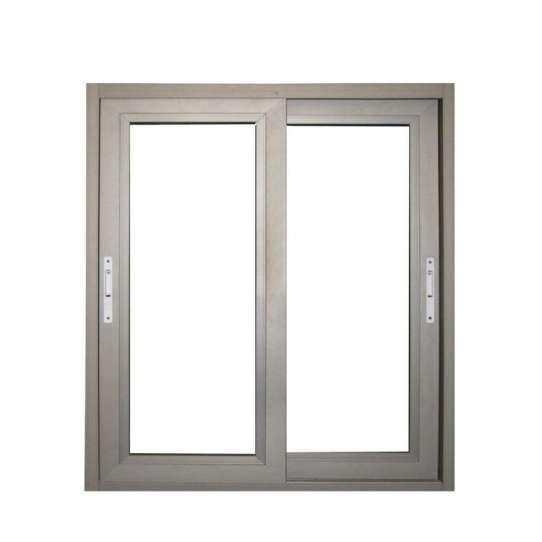 China WDMA Aluminum Profile Sliding Window