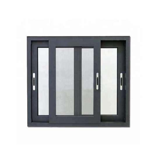 China WDMA Exterior Aluminium Window