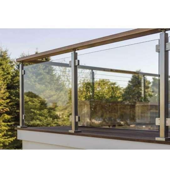 WDMA balcony baluster design