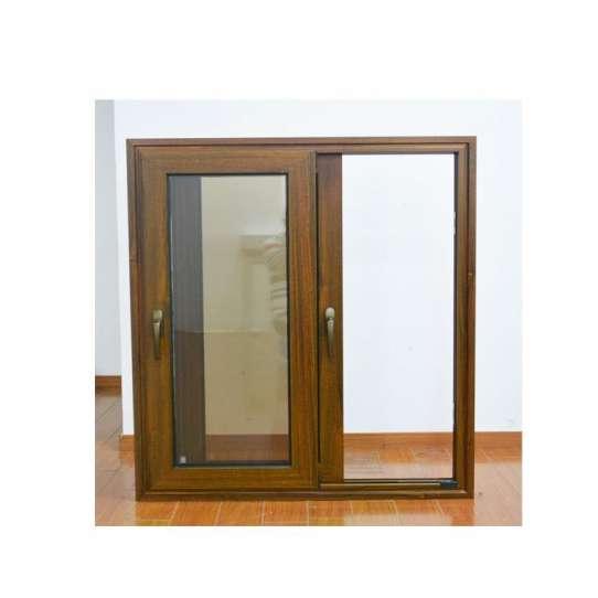 WDMA Pvc Double Glazed Window
