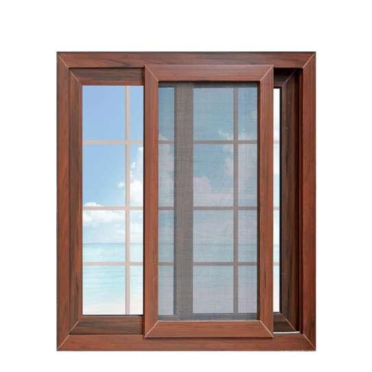 China WDMA Pvc Double Glazed Door And Window Price