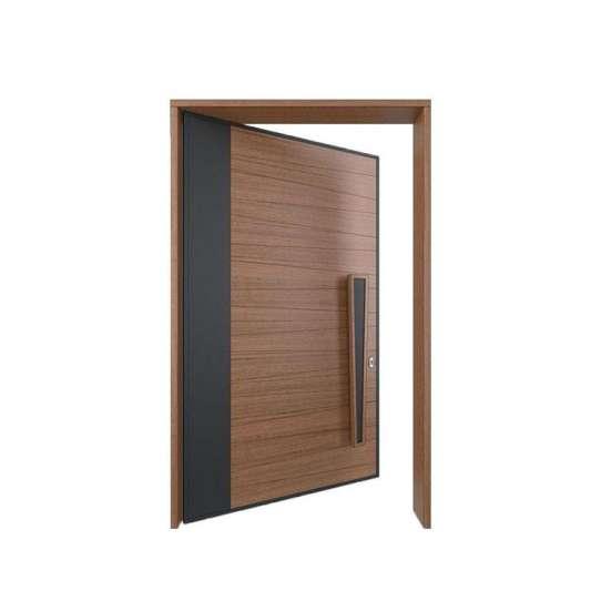 China WDMA Pivot Entry Doors Modern