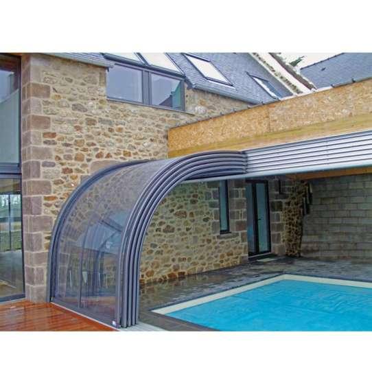 WDMA Aluminum Pool Cover