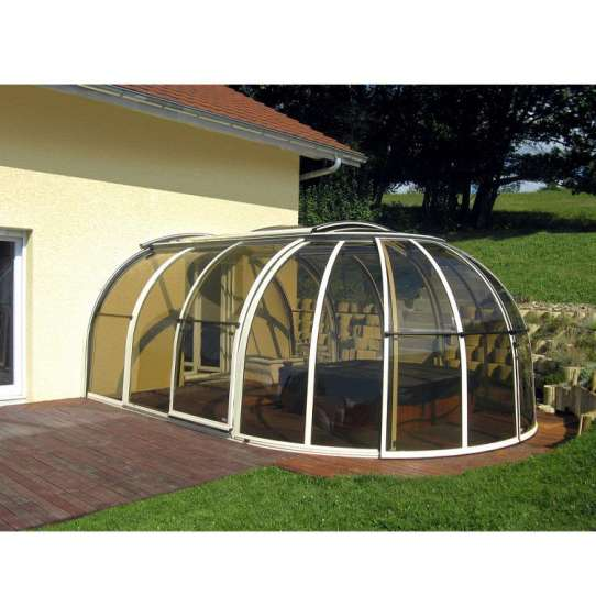China WDMA Sunroom For Pool