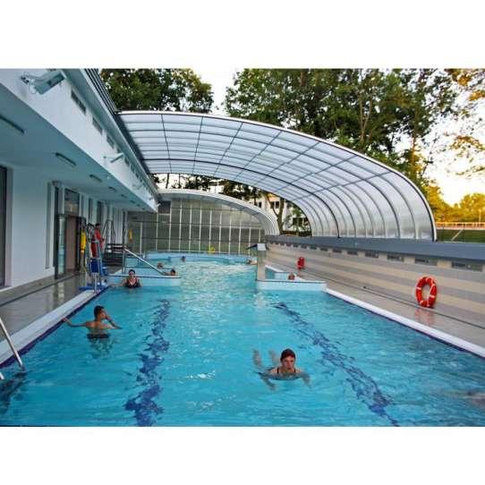 WDMA glass pool cover