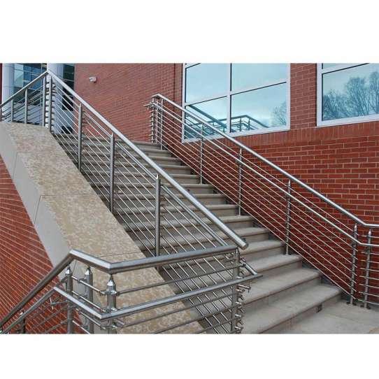 China WDMA Balcony Glass Railing