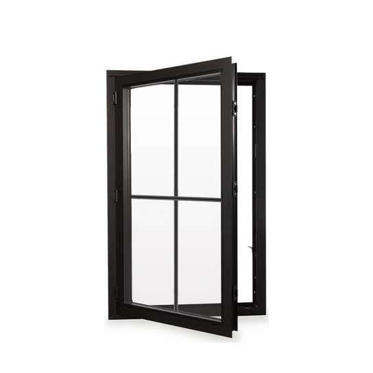 WDMA Modern Iron Window Grill Design