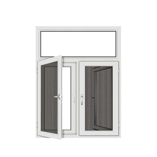 WDMA auminum windows