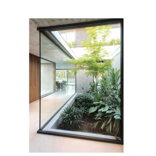 WDMA auminum windows Aluminum Casement Window