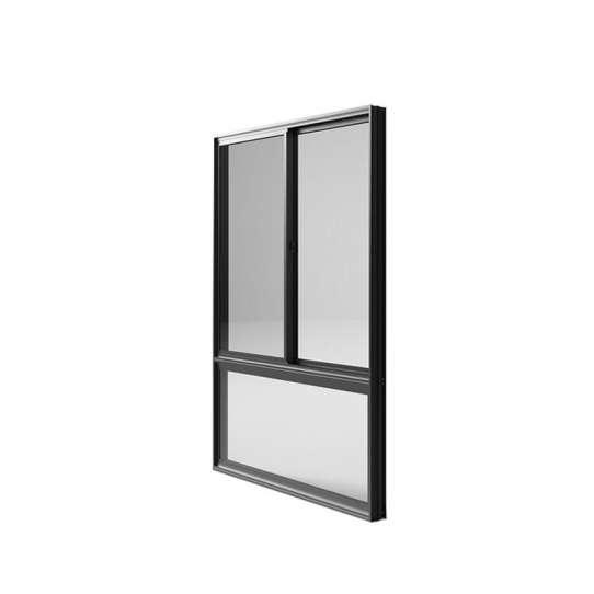 China WDMA Sound Proof Soundproof Window And Door Aluminum Window