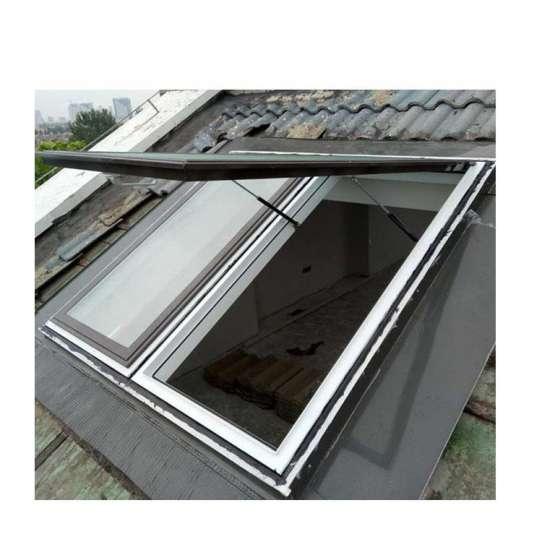 China WDMA Aluminium Window Double Glazed