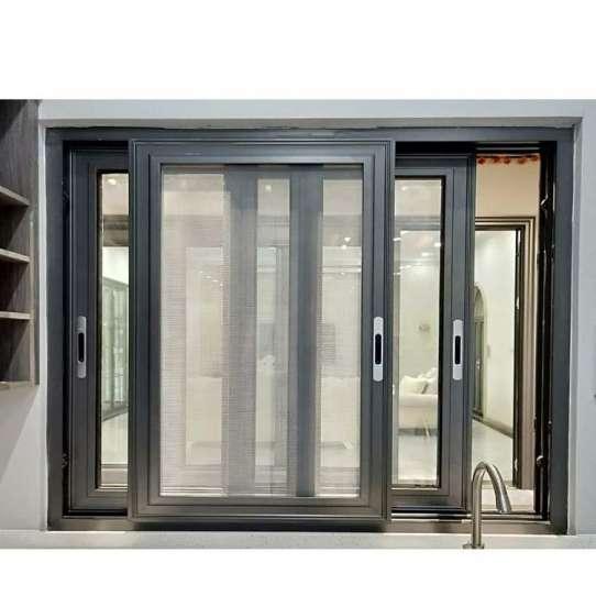 WDMA Steel Louvre Window