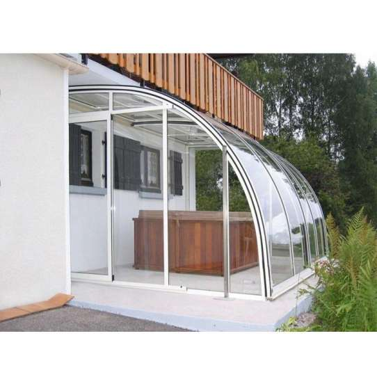 China WDMA pool cover polycarbonate
