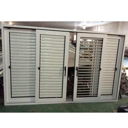 China WDMA Thermally Broken Steel Window