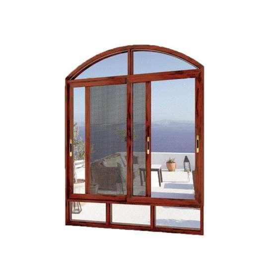 China WDMA Triple Glazed Hung Window Vacuum Glass Window