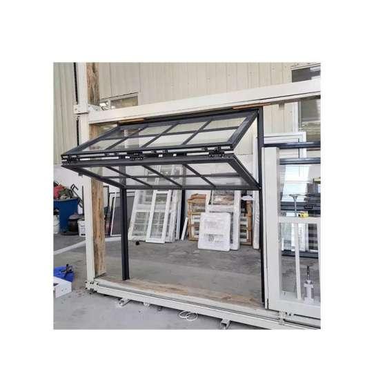 China WDMA Fold Up Window