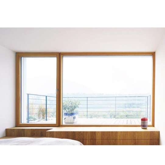 China WDMA Aluminium Wood Window
