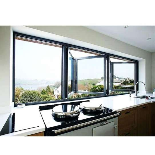 WDMA Aluminium Bi-folding Window