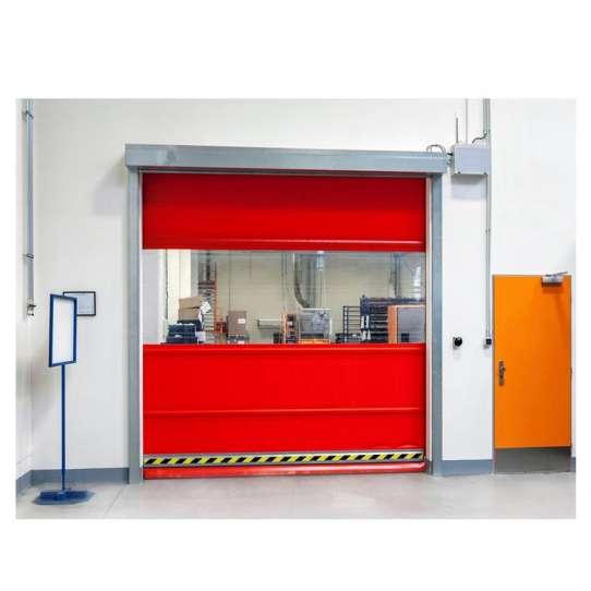 China WDMA High Speed Storage Door