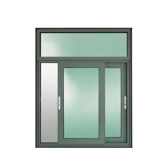 China WDMA Zambia Powder Coating Aluminum Glass Sliding Window With Mosquito Net