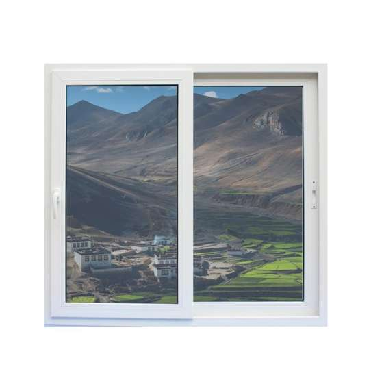 China WDMA Aluminum Sliding Window