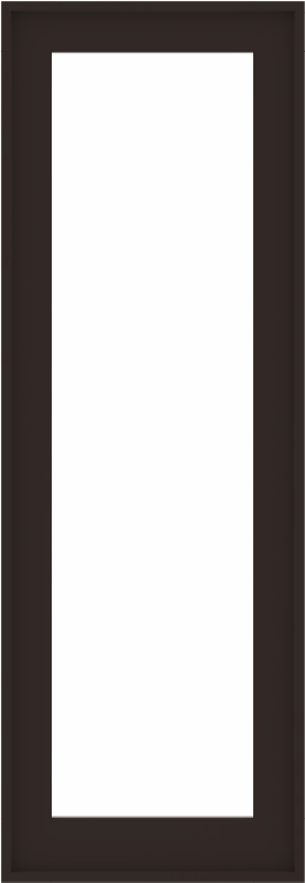 WDMA 24x68 (23.5 x 67.5 inch) Composite Wood Aluminum-Clad Picture Window without Grids-6