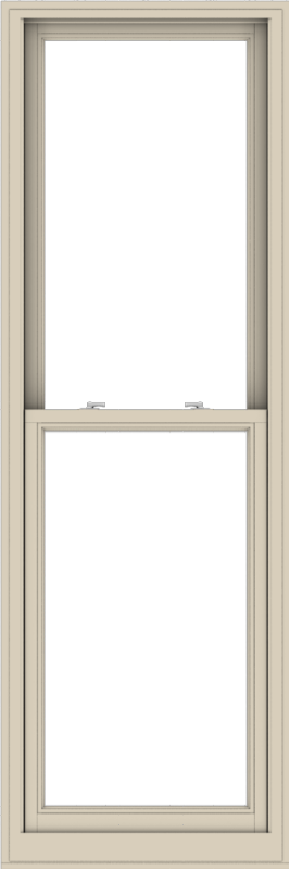 WDMA 28x84 (27.5 x 83.5 inch)  Aluminum Single Hung Double Hung Window without Grids-2