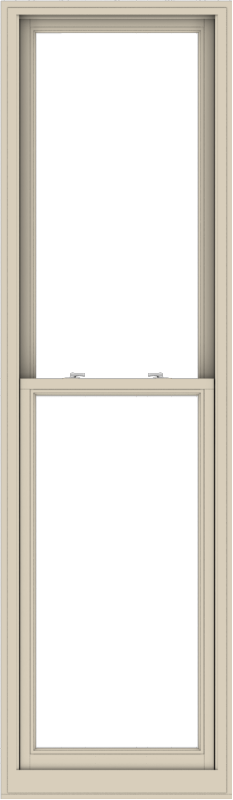 WDMA 28x96 (27.5 x 95.5 inch)  Aluminum Single Hung Double Hung Window without Grids-2